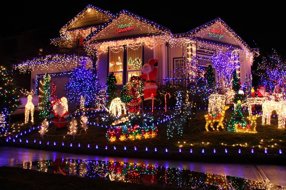 Christmas Lights San Jose