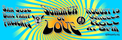 The Summer of Love Ride – August 19th, 2016