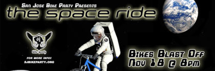 The Outer Space Ride – November 18th, 2016