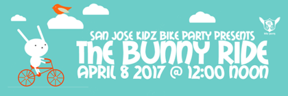 SJBP Kidz Bunny Ride – April 8th, 2017