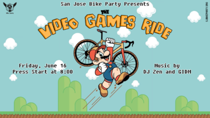The Video Game Ride – June 16th, 2017