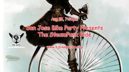 The Steam Punk Ride – Aug 18, 2017