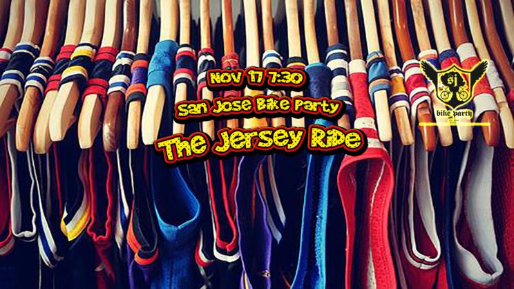 Jersey Ride Nov 17 2017