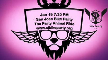 The Party Animal Ride – Jan 19, 2018