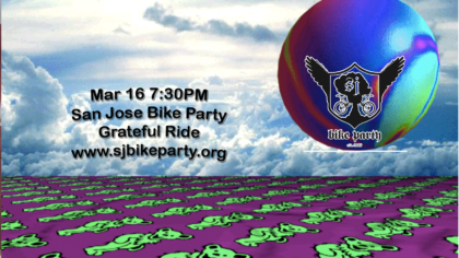 The Grateful Dead Ride – Mar 16, 2018