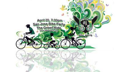 The Green Ride – Apr 20, 2018