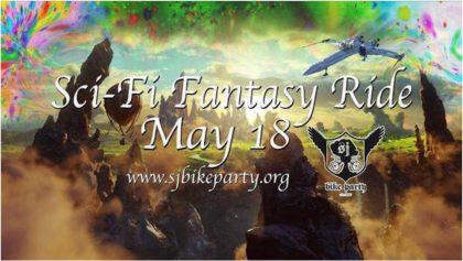 The Sci-Fi Fantasy Ride! May 18th, 2018