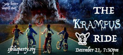 Krampus Ride! Dec 21st