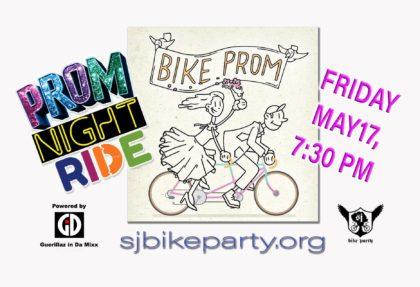 The Bike Prom Ride