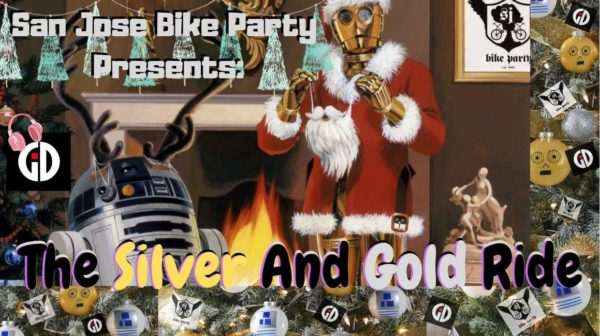 SJBP: Silver & Gold Holiday Ride