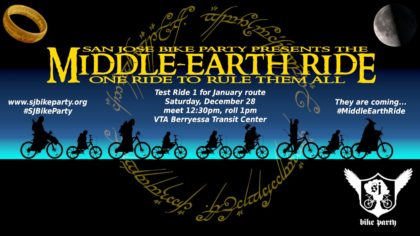 The Middle Earth Ride – Test Ride One