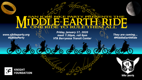The Middle Earth Ride!