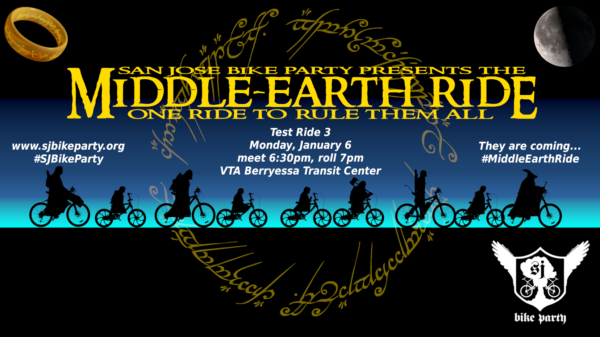The Middle Earth Ride – Test Ride Three