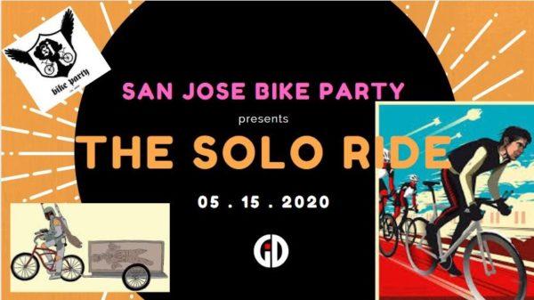SJBP The Virtual Solo Ride