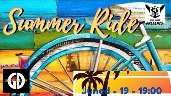 The Summer Ride – June 2020