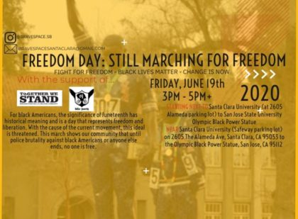 Freedom Day: Still Marching for Freedom