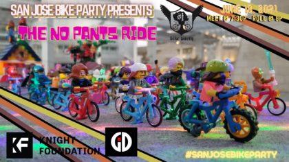 SJBP presents The No Pants Ride!