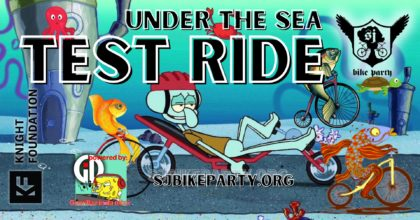 Test Ride 2 — The Under the Sea Ride!
