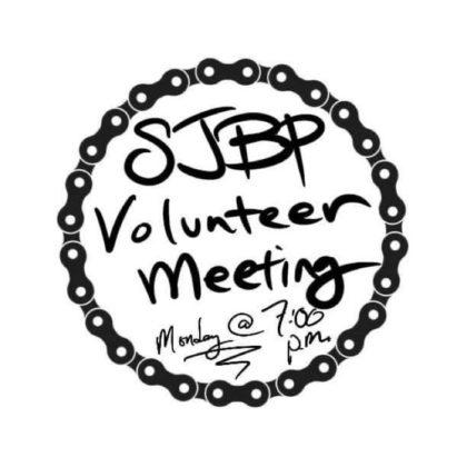 SJBP Volunteer Meeting